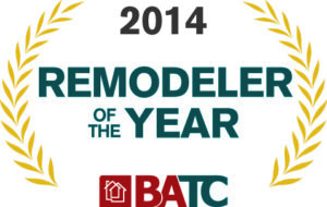 2014 Remodeler of the Year BATC