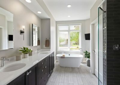 """""""Right-Size"""" Remodel Bathroom"""