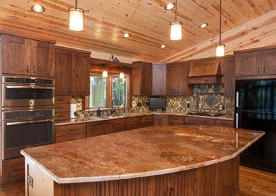 North Cabin Kitchen