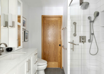 Kenwood Contemporary Bathroom