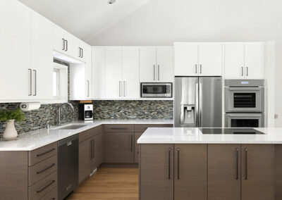 Kenwood Contemporary Kitchen