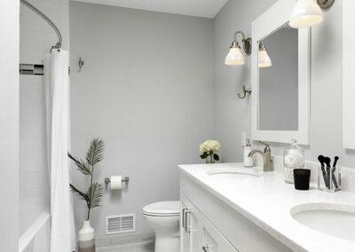 Classic Grey Guest Bath