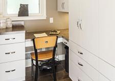 Functional Laundry & Desk