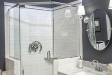 Bright Traditional Bathroom